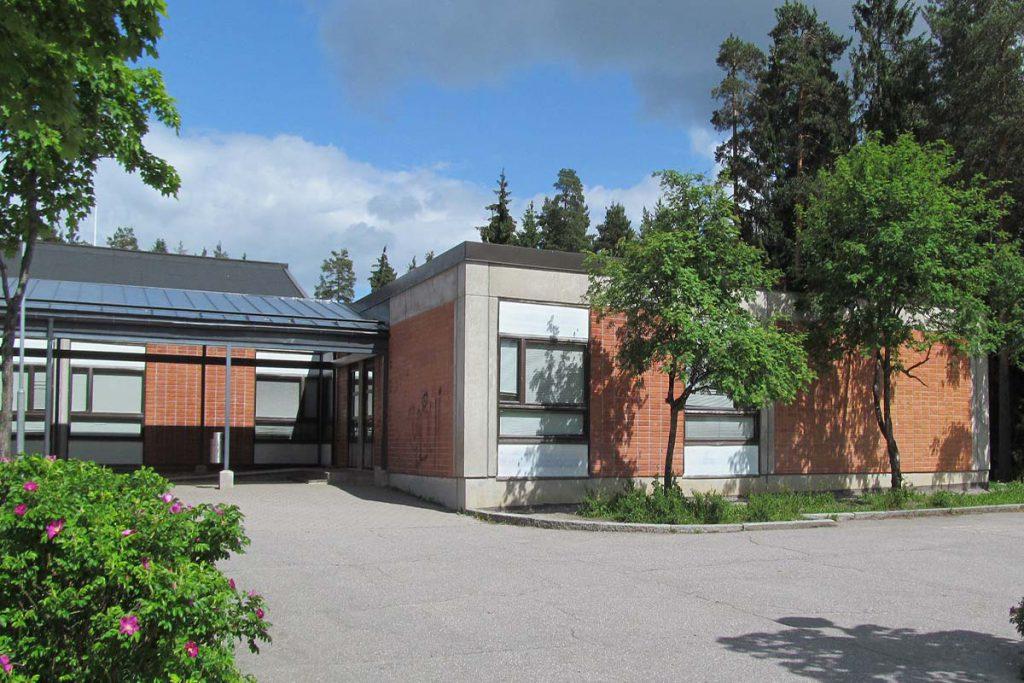 Metsäkankaan Koulu